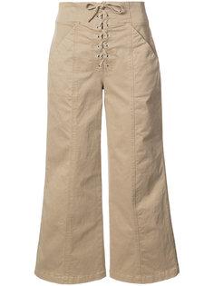 укороченные брюки A.L.C.