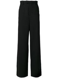 широкие брюки Ann Demeulemeester Grise