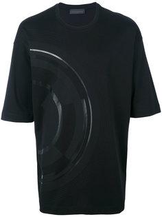футболка с принтом Diesel Black Gold