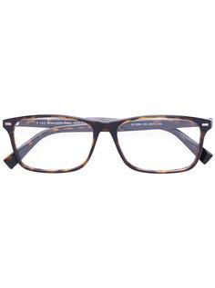очки в оправе прямоугольной формы Ermenegildo Zegna