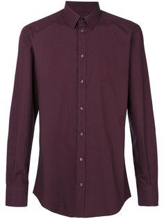 классическая поплиновая рубашка  Dolce & Gabbana