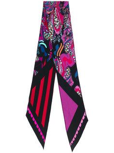 полосатый шарф Rockins