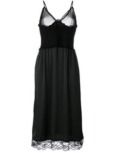 платье-комбинация McQ Alexander McQueen