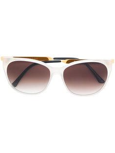 солнцезащитные очки в оправе кошачий глаз Thierry Lasry