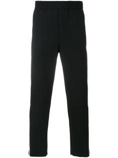 брюки с полосками по бокам Neil Barrett