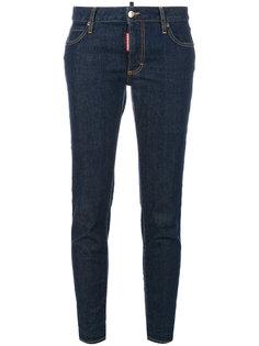 джинсы средней посадки Twiggy Dsquared2