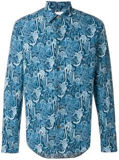рубашка с принтом пейсли  Paul Smith