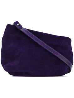 сумка на плечо с диагональным срезом Marsèll