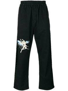 спортивные брюки с феей Off-White