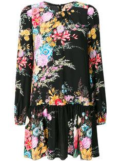 платье с цветочным принтом Nº21