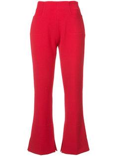 расклешенные брюки Goswell Roland Mouret