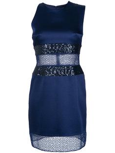panelled short dress Gloria Coelho