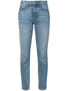 джинсы скинни с высокой талией Grlfrnd
