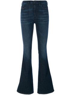 расклешенные джинсы Diesel