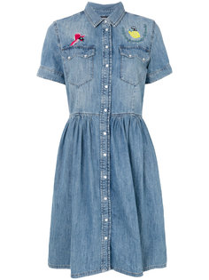 джинсовое платье Diesel