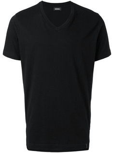 футболка с V-образной горловиной Diesel