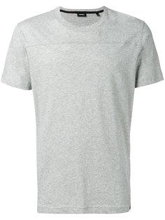 панельная футболка Diesel