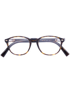 очки в оправе округлой формы Ermenegildo Zegna