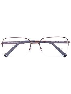 очки для зрения в полуоправе Ermenegildo Zegna