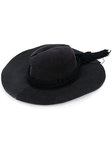 широкополая шляпа Greg Lauren