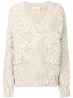 свитер крупной вязки Chloé