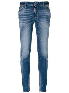 джинсы с классической талией Twiggy Dsquared2