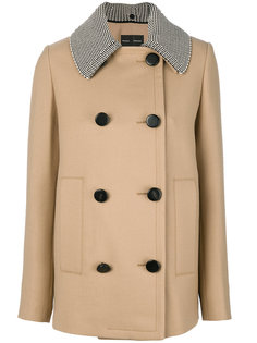 куртка с контрастным воротником Proenza Schouler