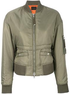 куртка-бомбер Wissan Diesel Black Gold