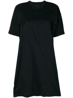 платье-футболка Dellfort Diesel Black Gold
