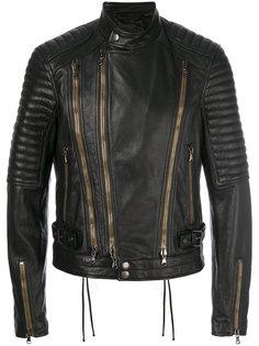 байкерская куртка Lory Diesel Black Gold