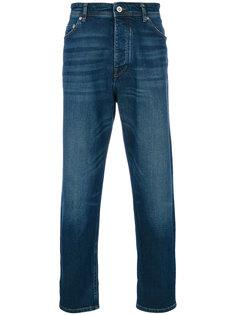 прямые джинсы Type Diesel Black Gold