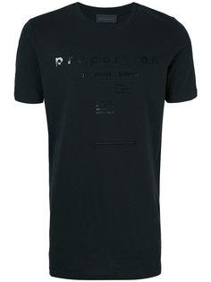 футболка Tyrone Diesel Black Gold