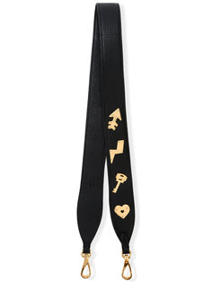 плечевой ремень с металлическим декором Miu Miu