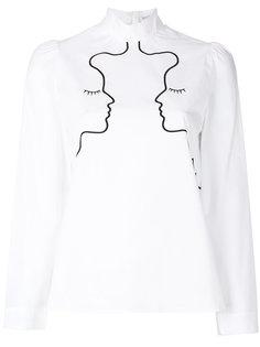 рубашка Montenegro Vivetta