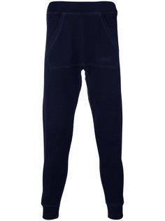 зауженные спортивные брюки Dsquared2