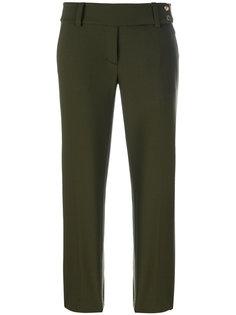 прямые укороченные брюки Michael Michael Kors