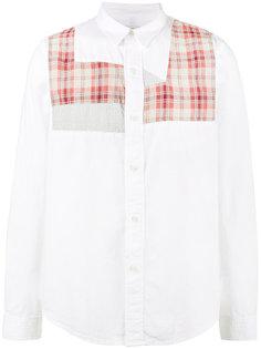 рубашка в стиле пэчворк grainger Visvim