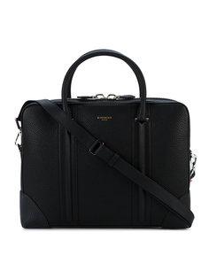 портфель из зернистой кожи Lucrezia Givenchy