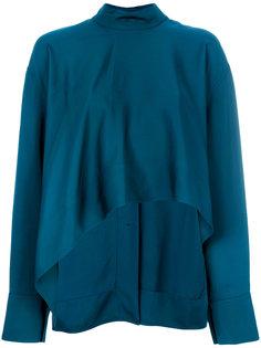 расклешенная блузка Marni
