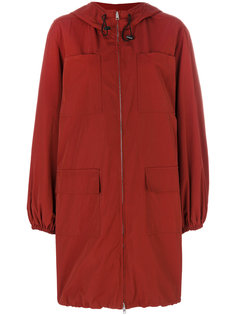 классическое пальто на молнии Marni