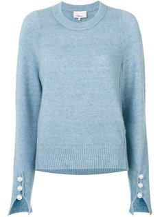 вязанный свитер с круглым вырезом 3.1 Phillip Lim