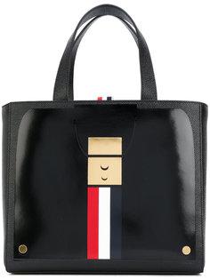 средняя сумка-тоут Thom Browne