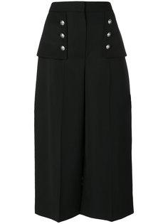 укороченные брюки с завышенной талией Alexander McQueen