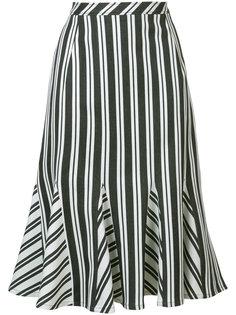 полосатая юбка Altuzarra