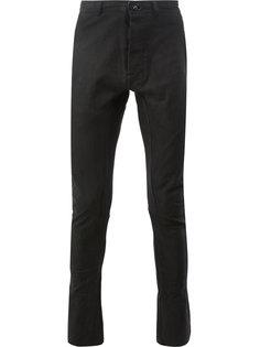 строгие брюки скинни Isaac Sellam Experience