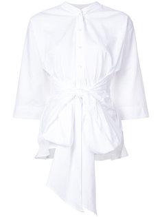 блузка с бантом Tome