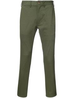 укороченные брюки чинос 321