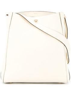 сумка на плечо геометрической формы Valextra