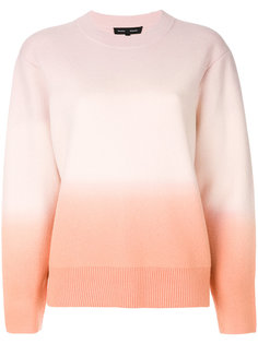 Cashmere Wool Dip-Dyed Sweater Proenza Schouler