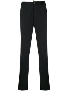 брюки средней посадки Dsquared2